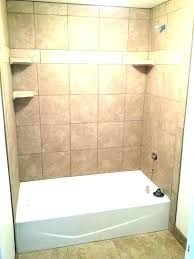 tub surround tiling how