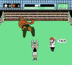 Image result for mike tyson punch out