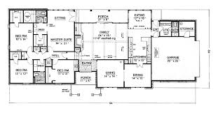 Small Picture Simple 4 Bedroom House Plans
