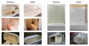 cost resurface bathtub. before and after cost resurface bathtub