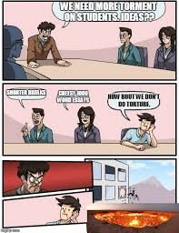 boardroom meeting suggestion meme flip boardroom meeting suggestion