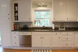 Kitchen Island Base Cabinet Kitchen Cabinets White Cabinets With Charcoal Glaze Small Kitchen