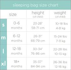 Baby Temperature Chart Canada Right Sleeping Bag For Your Baby Best Sleep Sacks Aden