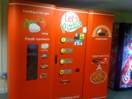 Italian Pizza Vending Machine Extraordinary THIS IS WHAT DREAMS ARE MADE OF Funny