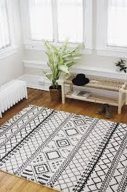 easy target aztec rug threshold area fleece designs