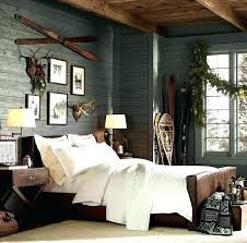 cabin themed bedroom lodge ideas best ski decor on chalet style and bedding nursery beddin