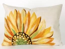 sunflower outdoor pillows pottery barn sunflower pillow sunflower outdoor pillows pottery barn sunflower pillow size 1280x960