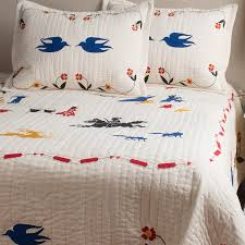 Pendleton Crow Creek Cotton Quilt - Queen | Cotton quilts, Crows ... & Pendleton Crow Creek Cotton Quilt - Queen Adamdwight.com