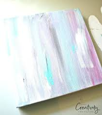 diy painting ideas canvas canvas painting heart acrylic painting tutorial begin with a paint wash canvas painting ideas simple canvas painting ideas