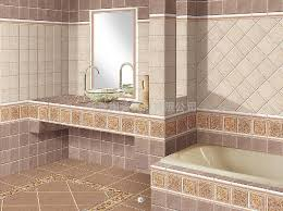 Small Picture Awesome Bathroom Tiles Designs New Basement Ideas