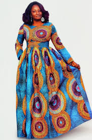 Blue African Dress Designs African Dress Designs Pictures Rldm