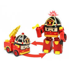 <b>Robocar Poli</b> (Робокар Поли) Машинка-<b>трансформер</b> Рой с ...