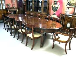 large dining room table seats 12 new urban inside 9