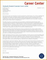graduate student cover letter sample 8 cover letter sample student besttemplates besttemplates