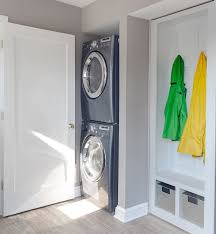 Extraordinary Laundry Room Ideas Stacked Washer Dryer Plans Decoration  Living Room On Laundry Room Ideas Stacked Washer Dryer Plans View