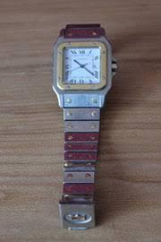 antiques atlas art deco antique and vintage mens watches vintage wrist watch company · cartier santos automatic gents