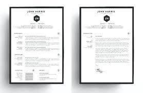 Resume Design Template Bold Crisp Creative Resume Templates For ...