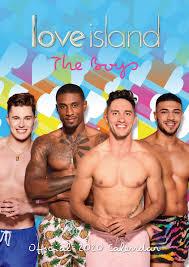 Love Island Boys 2020 Calendar - Official A3 Wall Format Ca: Amazon.de:  Fremdsprachige Bücher