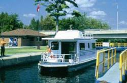 Small Picture Egan Houseboat Rentals starting near Emily Provincial Park on the