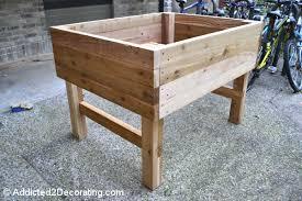 build elevated garden bed. Interesting Garden To  For Build Elevated Garden Bed D