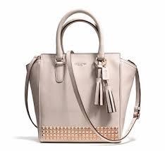 Coach Legacy Mini Tanner Studded Handbag