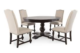 round dining room table images. winners only xcalibur five-piece round dining set room table images