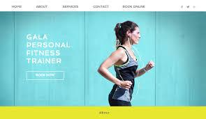 Wix Website Templates Interesting Health Wellness Website Templates Wix 28
