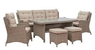 lg outdoor saigon lounge dining set lg outdoor saigon weave garden furniture the garden bbq centre keen gardener