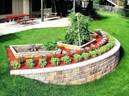 low retaining wall ideas image of retaining wall landscaping ideas front yard retaining wall landscaping ideas