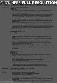 Example Retail Resume Resume Template