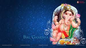 Free Bal Ganesh wallpaper download for ...