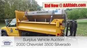 2000 Chevy 3500 Silverado 4x4 Dump Truck - YouTube