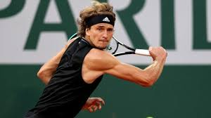 Official tennis player profile of alexander zverev on the atp tour. French Open Zverev Erreicht Das Halbfinale Tagesschau De