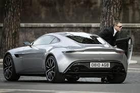 James Bond Takes The New Aston Martin Db10 For A Ride Aston Martin Db10 Aston Martin Cars Aston Martin