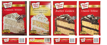 Recall 4 Duncan Hines Cake Mixes Linked To Salmonella Outbreak My