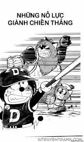 Truyện tranh Doraemon Bóng Chày (Tt8) tập 11