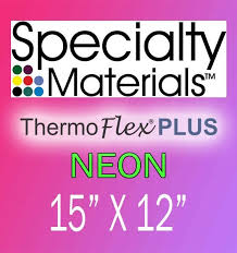 Thermoflex Color Chart