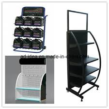 Engine Display Stand Enchanting China Metal Display Rack Engine Oil Display Shelf Display Stand