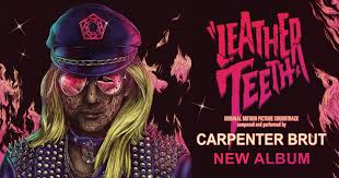 Vinyl - <b>Carpenter Brut Leather</b> Teeth Vinyl