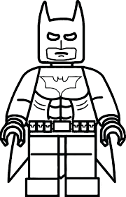 free printable scarecrow coloring pages page batman p