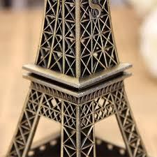Eiffel Tower Home Decor Accessories Miniatura Torre Eiffel Tower Torre Objeto Decoracion Hogar Vintage 87