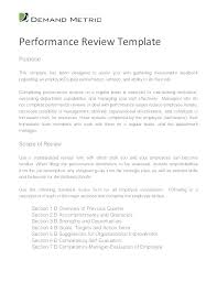 new hire review form employee performance review template word new employee evaluation
