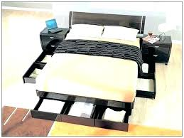 queen size bed with storage underneath – mujc.info