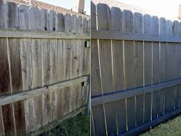 Paint and Protect Your Fence