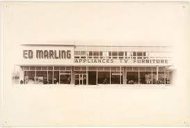 Ed Marling furniture and appliances store in Topeka Kansas