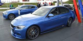 2013 BMW 335i M Performance Edition Review - Top Speed