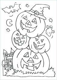 coloring book jack o lantern printable coloring pages to print happy monster coloring book jack o