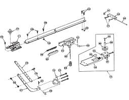 locate a part by model number overhead door residential openers legacy 496cd b and 696cd b
