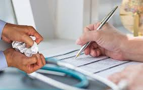 common mistakes in writing a medical dissertation