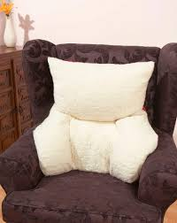 Full Size of Armchair:armchair Cushion Support Luxury Plump Faux Sheepskin Back  Support Pillow Large Size of Armchair:armchair Cushion Support Luxury Plump  ...